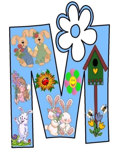 Carteles Primavera para decorar el aula