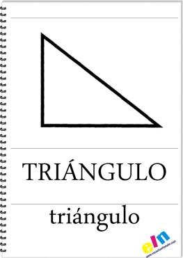 formas geométricas troqueladas