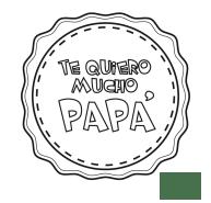 medalla-quiero-papa-dibujalia