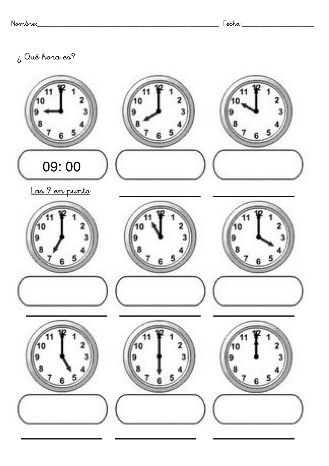 Trabajar Las Horas