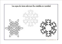 el tiempo: la nieve