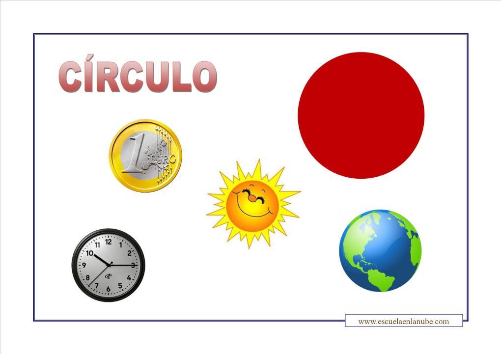 figuras geométricas circulo