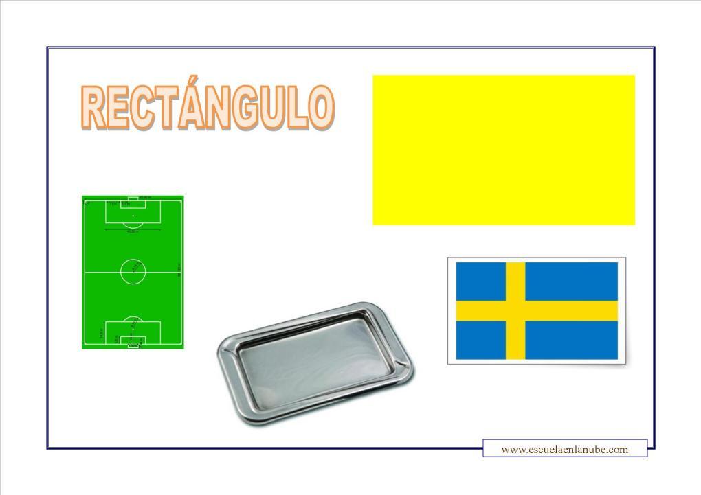 figuras geométricas rectangulo