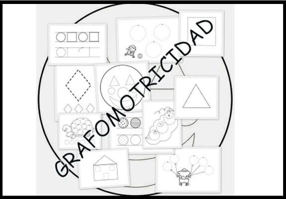 Grafomotricidad formas geometricas