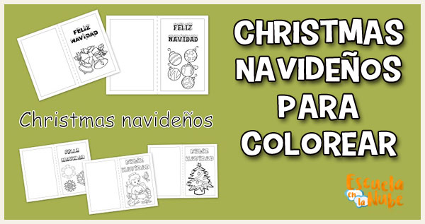 christmas para colorear, crismas de navidad para colorear