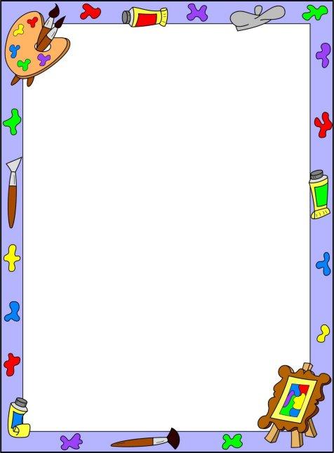 marcos y bordes escolares 03