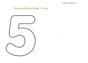 número cinco 03