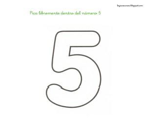 número cinco 04