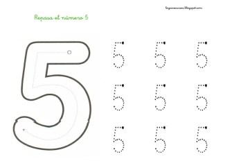 número cinco 07