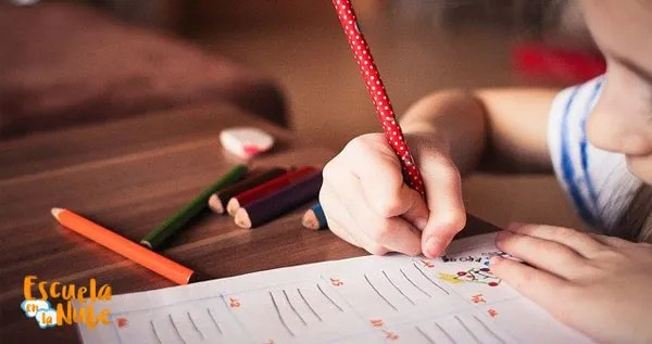 Mi hijo no quiere escribir