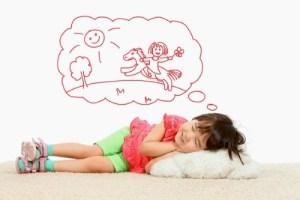 dormir, sueño infantil