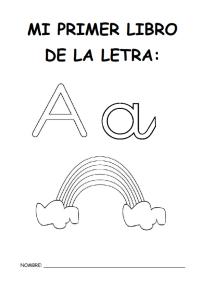 Letra A 02