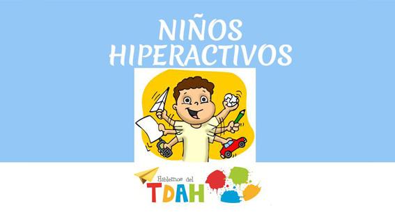 niños hiperactivos, TDAH