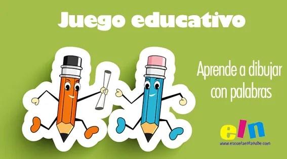juego educativo, juego infantil, juego didáctico, juego para niños, actividad infantil