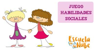 Juego habilidades sociales: Me apoyo en tu espalda