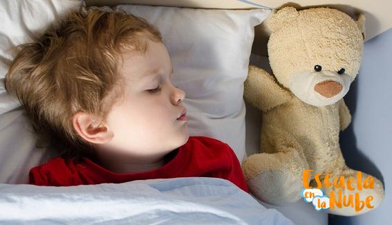 sueño infantil, terrores nocturnos, mi hijo no duerme bien, malas noches