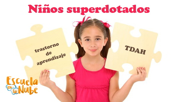 Niños superdotados y trastornos asociados