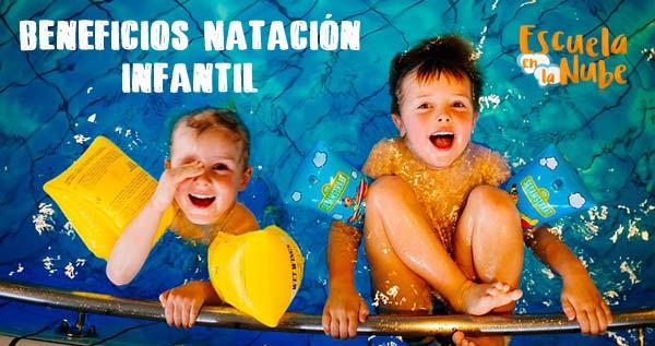 natacion infantil