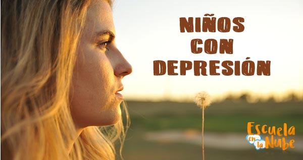 niños con depresión