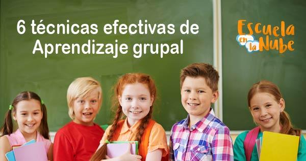 aprendizaje grupal