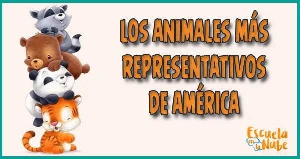 animales de América