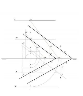 Ejemplos de un Sistema Diédrico