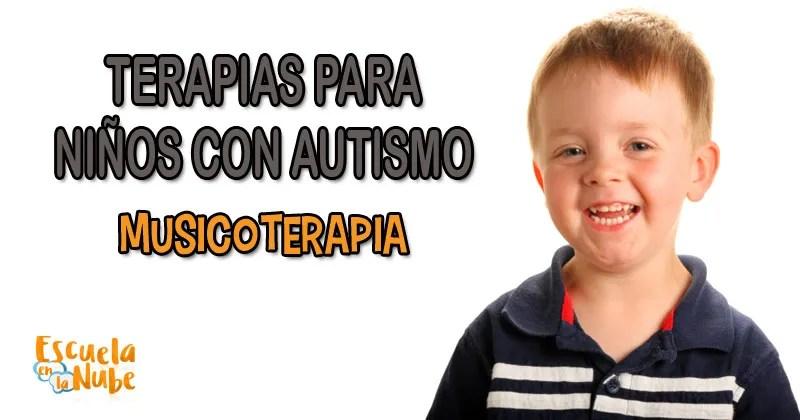 terapia para niños con autismo