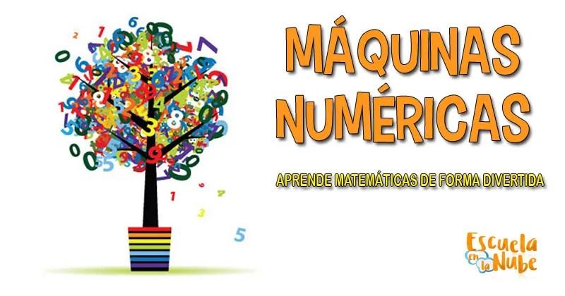 máquinas numéricas