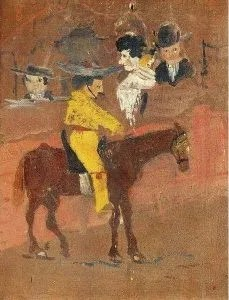 Pablo Picasso, el picador