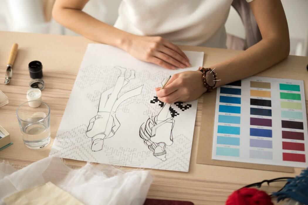 83c9ef55f Curso de Diseño de Moda - Presencial en Barcelona - Escuela Guerrero