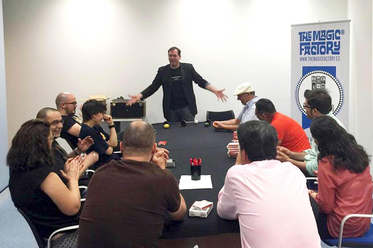 Cursos de magia Joaquin Matas