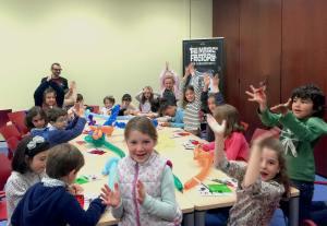 Cursos de magia para niños