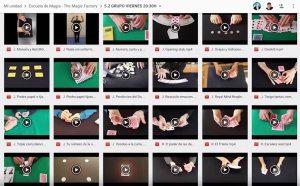cursos de magia online