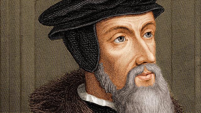 Resultado de imagen para Fotos de Juan Calvino