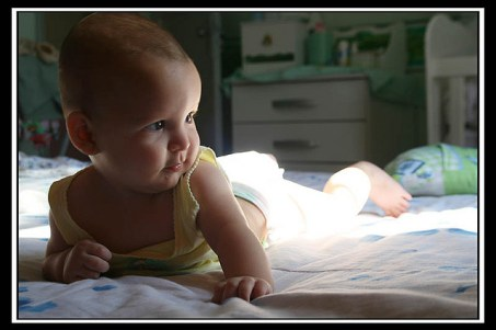 Prevenir la dermatitis en los bebés