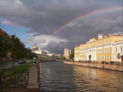 Il Palazzo Yusupov a San Pietroburgo