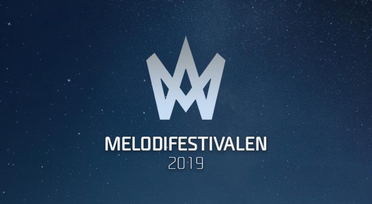 SZWECJA: Melodifestivalen 2019  MF2019