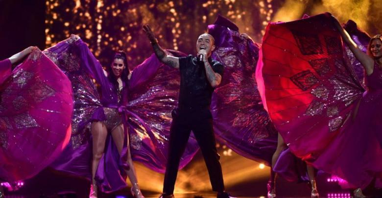 Mendez Melodifestivalen 2018