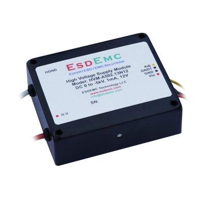 5kV Adjustable Precision High Voltage DC Supply Module