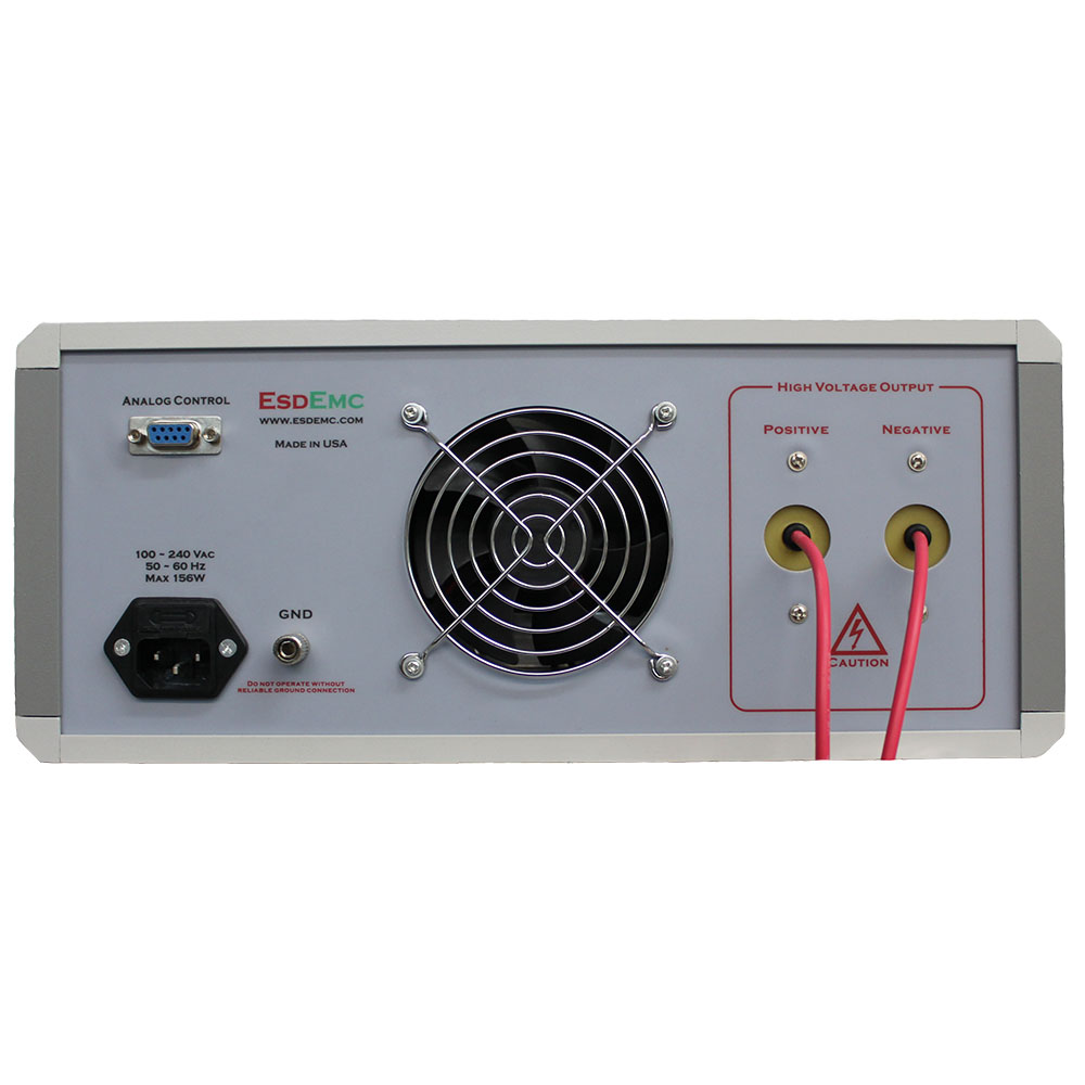30kV Precision ES/HV Generator | High Voltage Supply System