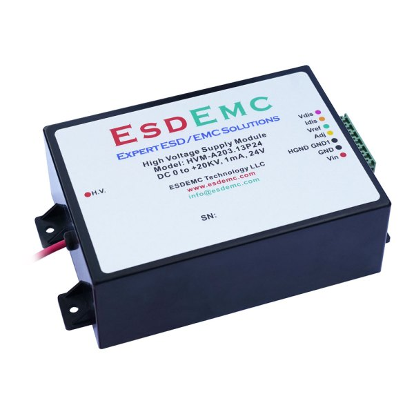 20kV 电压可调高精度高压DC模块电源