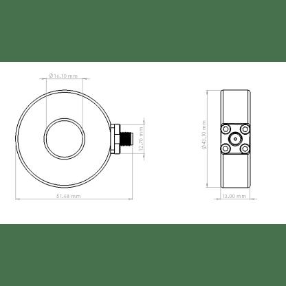 CT-001-B011 Broadband Current Transformer
