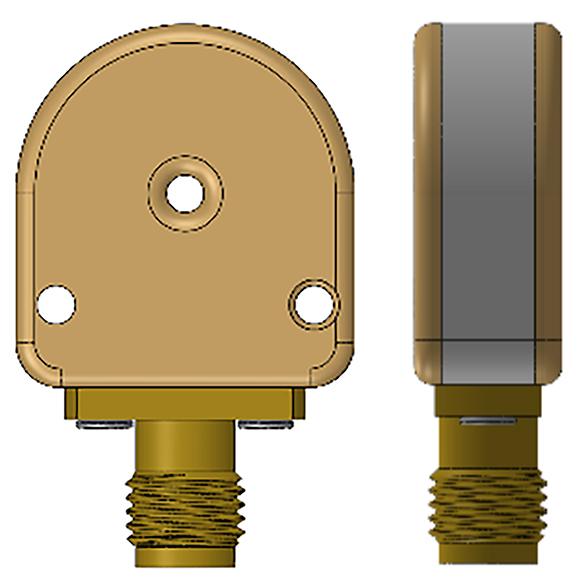 CT-002-T Series Broadband Current Transformer