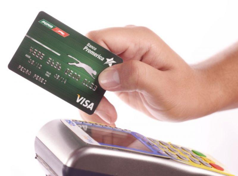 Daños tarjeta de crédito