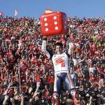 Márquez entra en la historia como el tetracampeón más joven