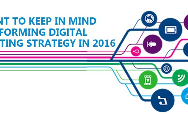 11 Point to keep in mind while forming digital marketing strategy in 2016