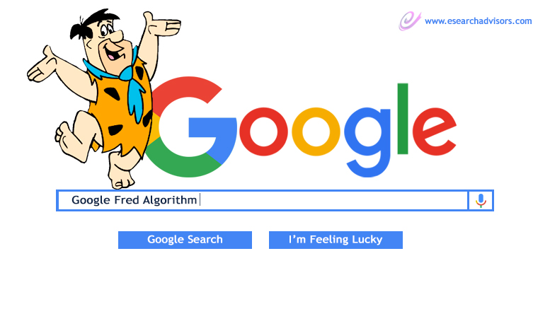 Google FRED Algorithm Update