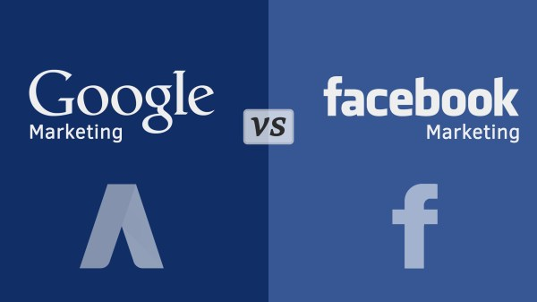 Google Marketing vs Facebook Marketing