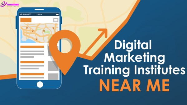 Digital Marketing Training Institutes Near Me