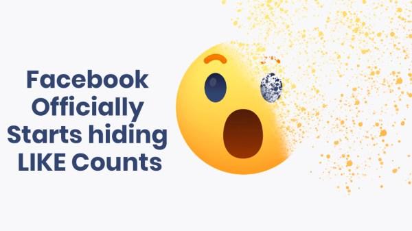 Facebook Hide Like Counts